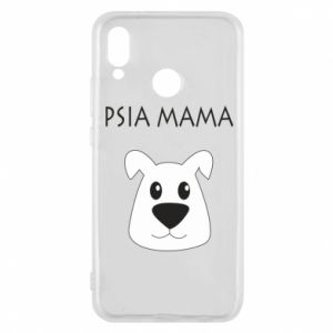 Huawei P20 Lite Case Dogs mother
