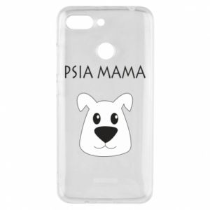 Xiaomi Redmi 6 Case Dogs mother