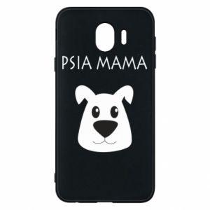 Samsung J4 Case Dogs mother