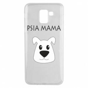 Samsung J6 Case Dogs mother