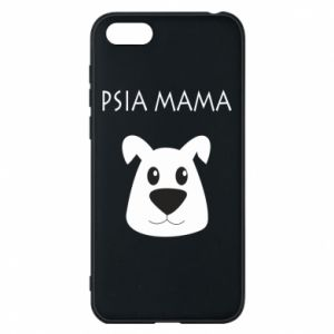 Huawei Y5 2018 Case Dogs mother