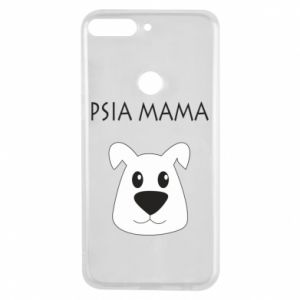 Huawei Y7 Prime 2018 Case Dogs mother