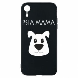 iPhone XR Case Dogs mother