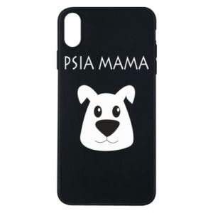 iPhone Xs Max Case Dogs mother