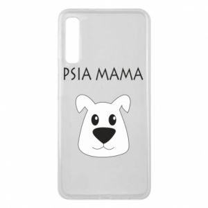 Samsung A7 2018 Case Dogs mother