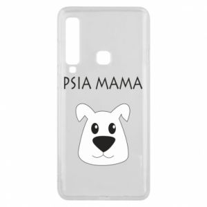 Samsung A9 2018 Case Dogs mother