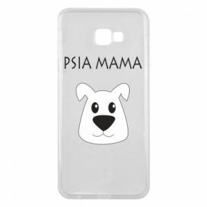 Samsung J4 Plus 2018 Case Dogs mother