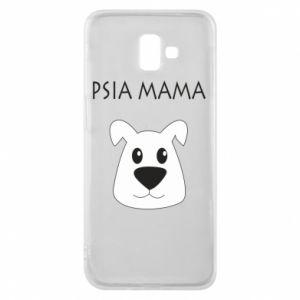 Samsung J6 Plus 2018 Case Dogs mother