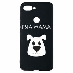Xiaomi Mi8 Lite Case Dogs mother