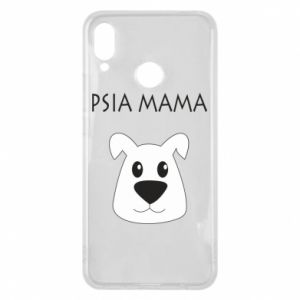 Huawei P Smart Plus Case Dogs mother