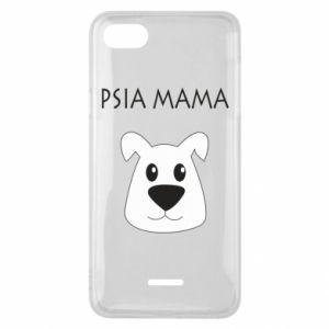 Xiaomi Redmi 6A Case Dogs mother