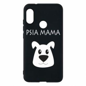 Mi A2 Lite Case Dogs mother