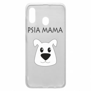 Samsung A20 Case Dogs mother