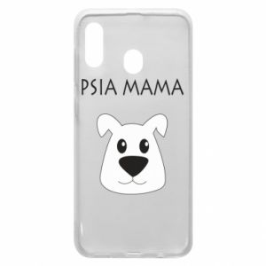 Samsung A30 Case Dogs mother