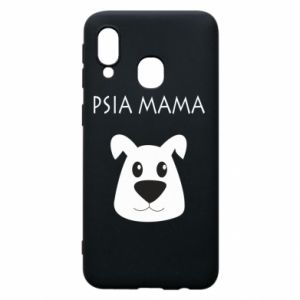 Samsung A40 Case Dogs mother