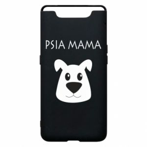 Samsung A80 Case Dogs mother