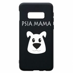 Samsung S10e Case Dogs mother