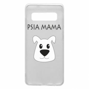 Phone case for Samsung S10 Dogs mother