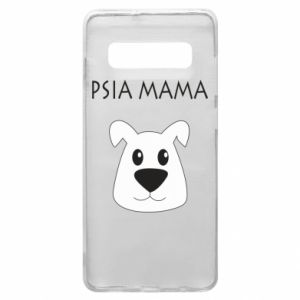Samsung S10+ Case Dogs mother