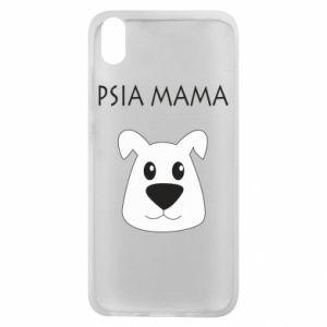 Xiaomi Redmi 7A Case Dogs mother