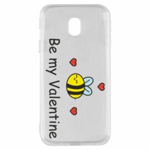 Etui na Samsung J3 2017 Pszczoła i serce