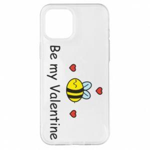 Etui na iPhone 12 Pro Max Pszczoła i serce
