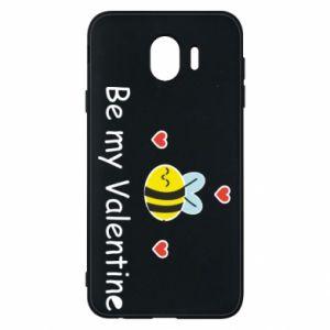 Etui na Samsung J4 Pszczoła i serce