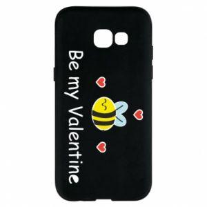 Etui na Samsung A5 2017 Pszczoła i serce