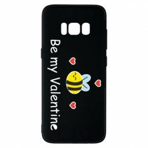 Etui na Samsung S8 Pszczoła i serce