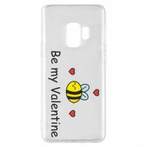 Etui na Samsung S9 Pszczoła i serce
