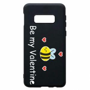 Etui na Samsung S10e Pszczoła i serce