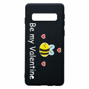 Etui na Samsung S10 Pszczoła i serce
