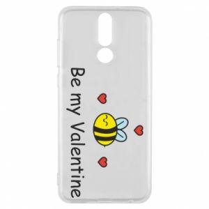 Etui na Huawei Mate 10 Lite Pszczoła i serce