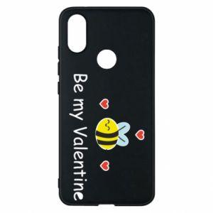 Etui na Xiaomi Mi A2 Pszczoła i serce