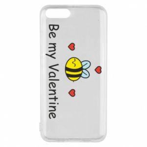 Etui na Xiaomi Mi6 Pszczoła i serce