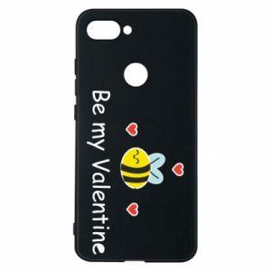 Etui na Xiaomi Mi8 Lite Pszczoła i serce