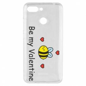Etui na Xiaomi Redmi 6 Pszczoła i serce