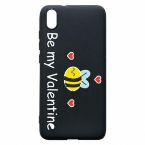 Etui na Xiaomi Redmi 7A Pszczoła i serce