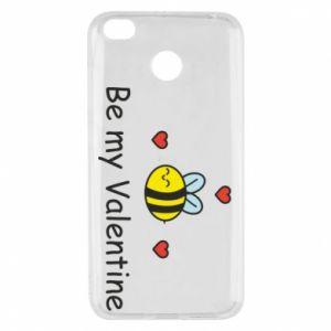Etui na Xiaomi Redmi 4X Pszczoła i serce