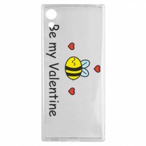 Etui na Sony Xperia XA1 Pszczoła i serce