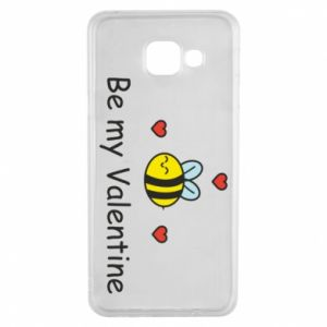 Etui na Samsung A3 2016 Pszczoła i serce