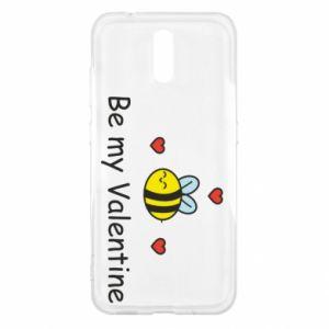 Etui na Nokia 2.3 Pszczoła i serce