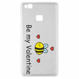 Etui na Huawei P9 Lite Pszczoła i serce
