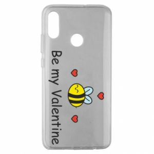 Etui na Huawei Honor 10 Lite Pszczoła i serce