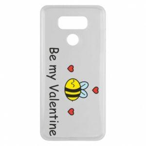 Etui na LG G6 Pszczoła i serce