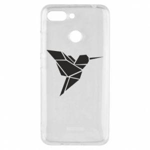 Etui na Xiaomi Redmi 6 Ptak
