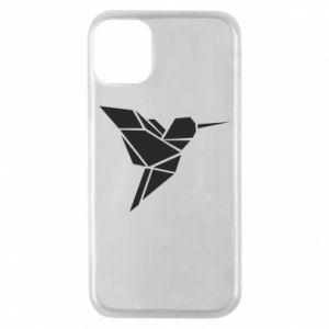 Etui na iPhone 11 Pro Ptak