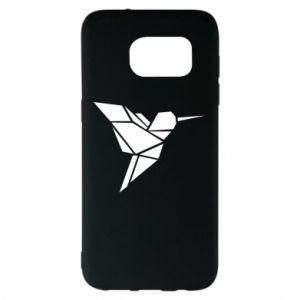 Samsung S7 EDGE Case Bird