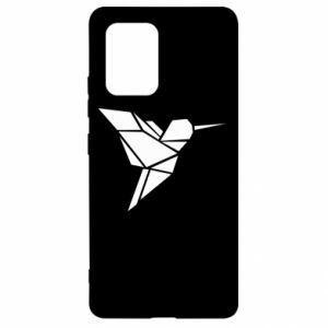 Samsung S10 Lite Case Bird