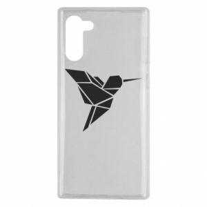 Samsung Note 10 Case Bird